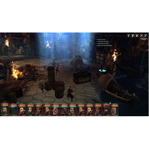 Blackguards 2 Limited Day 1 Edition - PS4 - Gameplay Shot 2