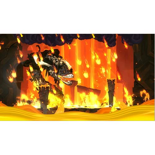 Bladed Fury - Nintendo Switch - Gameplay Shot 1