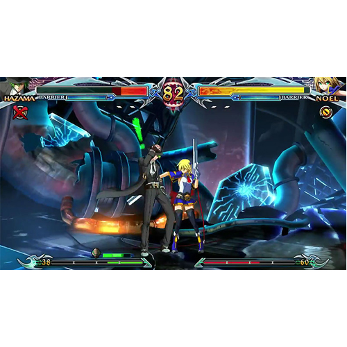 BlazBlue: Chrono Phantasma EXTEND - PS4 - Gameplay Shot 2