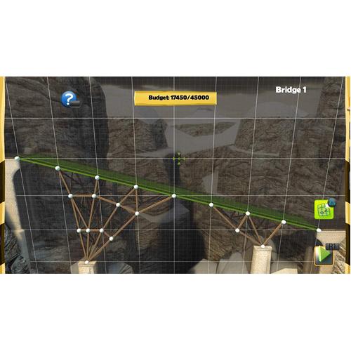 Bridge Constructor Compilation - PS4 - Gameplay Shot 2