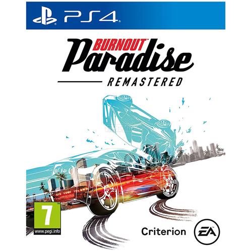 Burnout Paradise HD - PS4