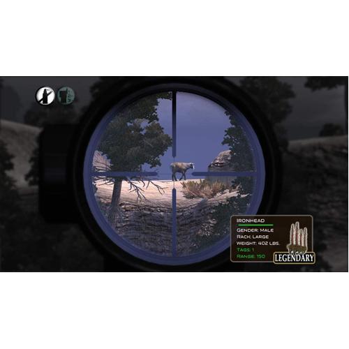 Cabela's The Hunt (Bundle) - Nintendo Switch - Gameplay Shot 1