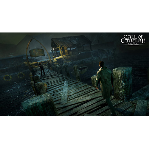 Call of Cthulhu - Xbox One - Gameplay Shot 1