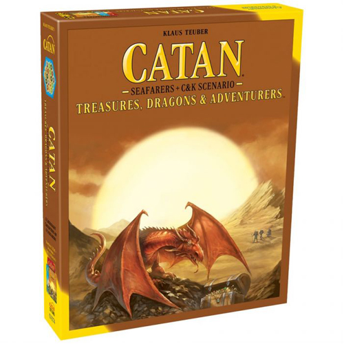 Catan: Treasure, Dragons & Adventurers