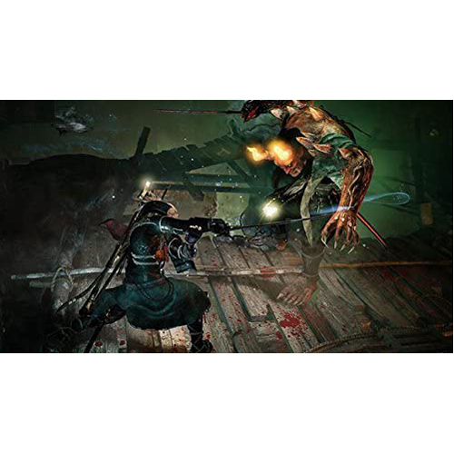 Code Vein - PS4 - Gameplay Shot 2