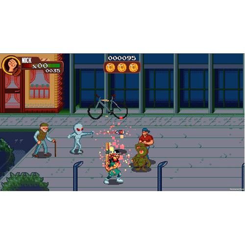 Coffee Crisis - Nintendo Switch - Gameplay Shot 1