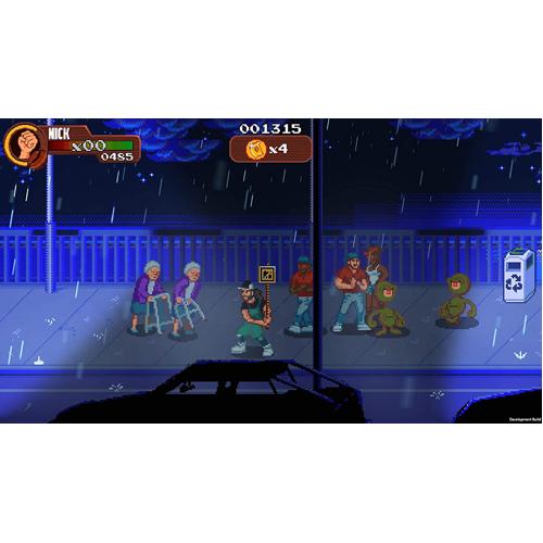 Coffee Crisis - Nintendo Switch - Gameplay Shot 2
