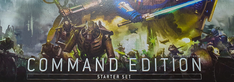 Command Edition Starter Set Feature Image