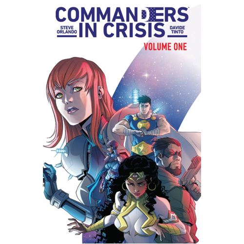 Commanders in Crisis, Volume 1: The Action