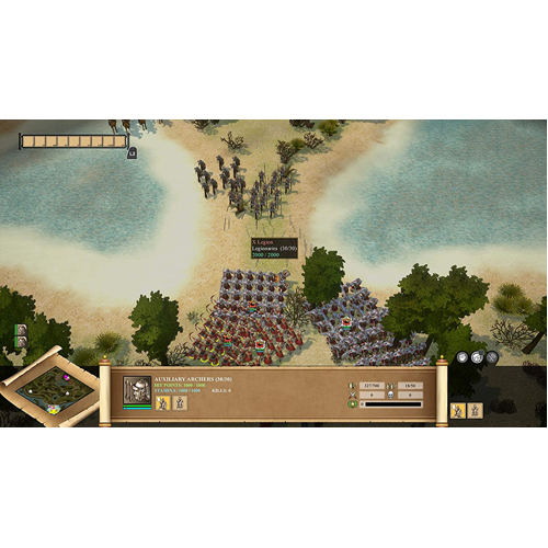 Commandos 2 & Praetorians HD Remaster Double Pack - PS4 - Gameplay Shot 2