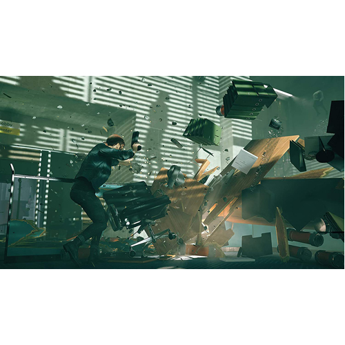 Control - PS4 - Gameplay Shot 2