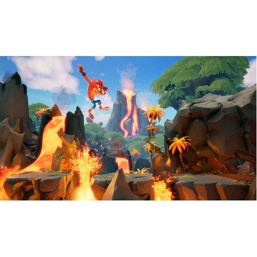 Crash Bandicoot 4: It's About Time - PS4 - Gameplay Shot 1