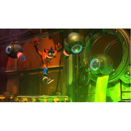 Crash Bandicoot N Sane Trilogy - Nintendo Switch - Gameplay Shot 1