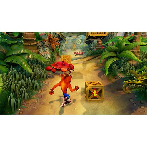 Crash Bandicoot N Sane Trilogy - Nintendo Switch - Gameplay Shot 2