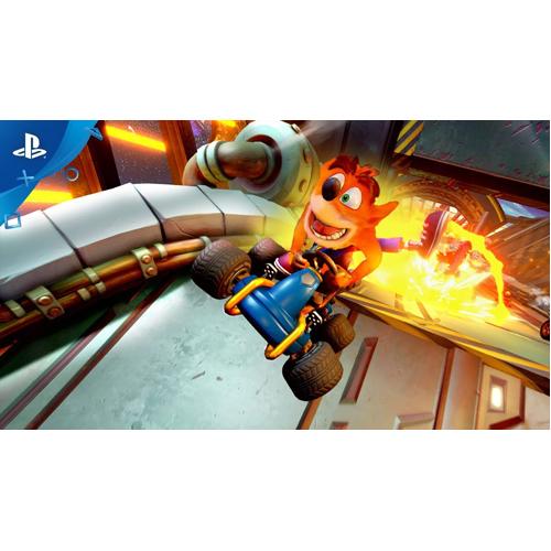 Crash Team Racing & Crash Bandicoot Double Pack - PS4 - Gameplay Shot 1