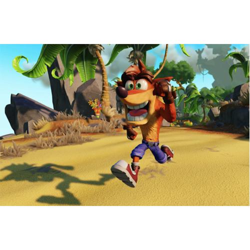 Crash Team Racing & Crash Bandicoot Double Pack - PS4 - Gameplay Shot 2