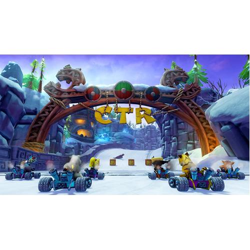 Crash Team Racing Nitro Fueled - Nintendo Switch - Gameplay Shot 2