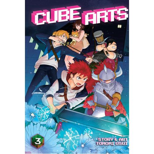 Cube Arts Vol. 3