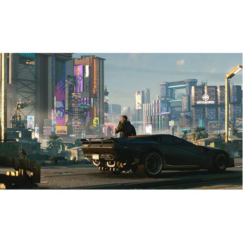Cyberpunk 2077 - Xbox One - Gameplay Shot 2