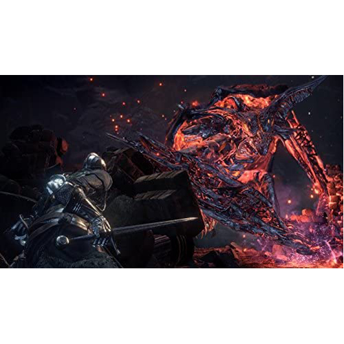 Dark Souls 3: The Fire Fades Edition (Game Of The Year) - PS4 - Gameplay Shot 1
