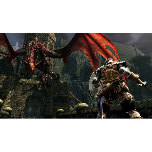 Dark Souls: Remastered - PS4 - Gameplay Shot 1