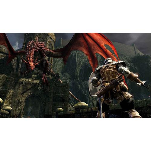 Dark Souls - Remastered - Xbox One - Gameplay Shot 1