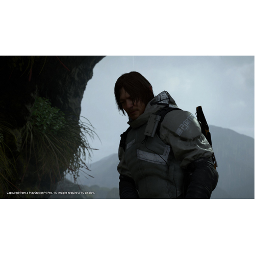 Death Stranding - PS4 - Gameplay Shot 1