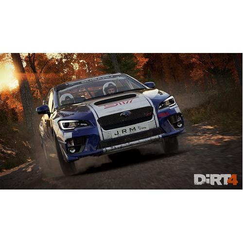 DiRT 4 Steelbook Edition - PS4 - Gameplay Shot 1