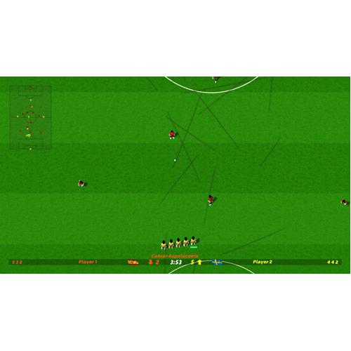 Dino Dini's Kick Off Revival - PS4 - Gameplay Shot 1