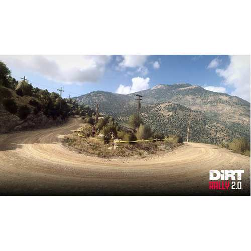 Dirt Rally 2.0 Deluxe Edition - PS4 - Gameplay Shot 2