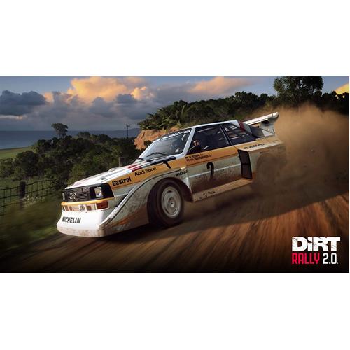Dirt Rally 2.0 - PS4 - Gameplay Shot 1