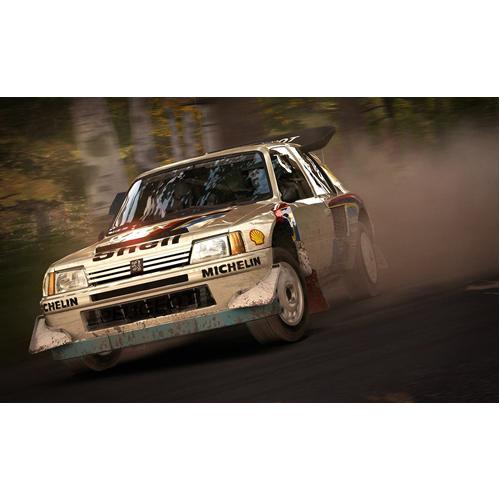 Dirt Rally - PS4 - Gameplay Shot 1