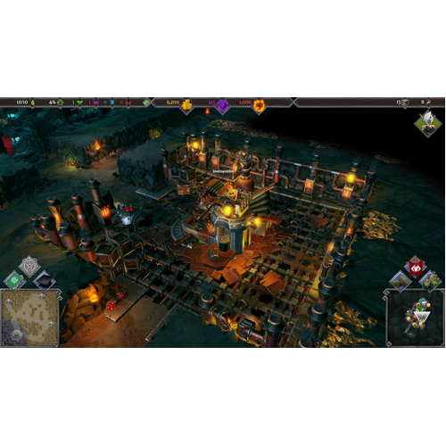 Dungeons II - PS4 - Gameplay Shot 1