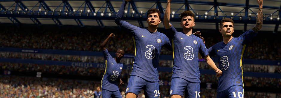 FIFA 22 PREVIEW FEATURE
