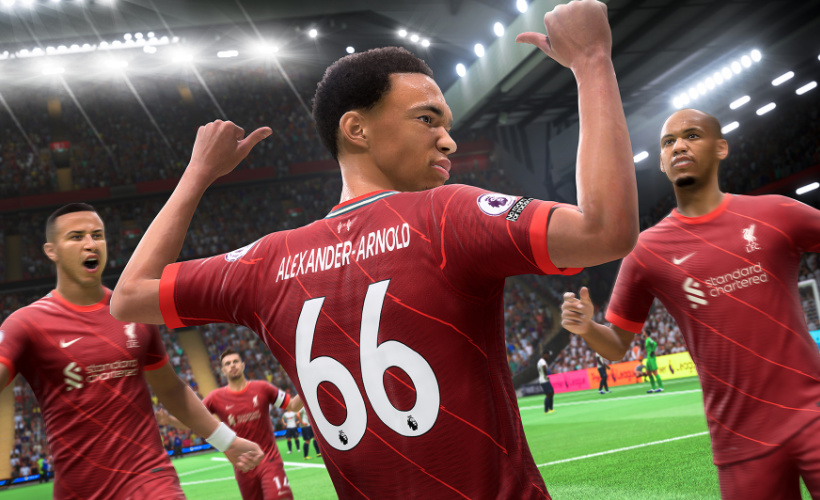 FIFA 22 the players