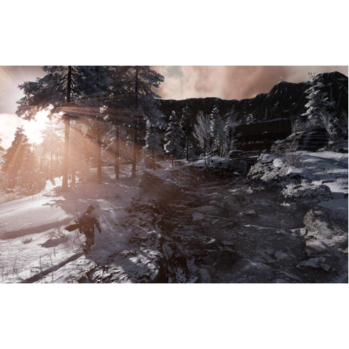Fade To Silence - PS4 - Gameplay Shot 1