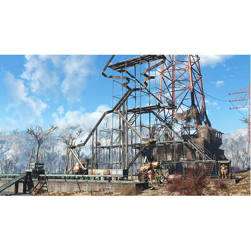 Fallout 4 GOTY - Xbox One - Gameplay Shot 1