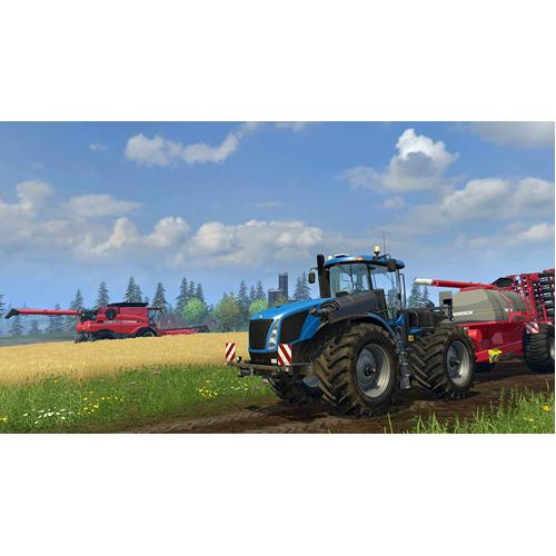 Farming Simulator 15 - PS4 - Gameplay Shot 1
