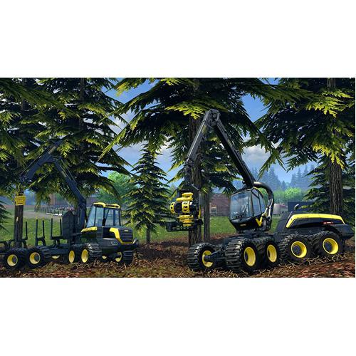 Farming Simulator 15 - PS4 - Gameplay Shot 2
