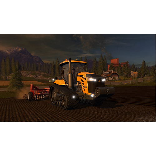 Farming Simulator 17 - PS4 - Gameplay Shot 2