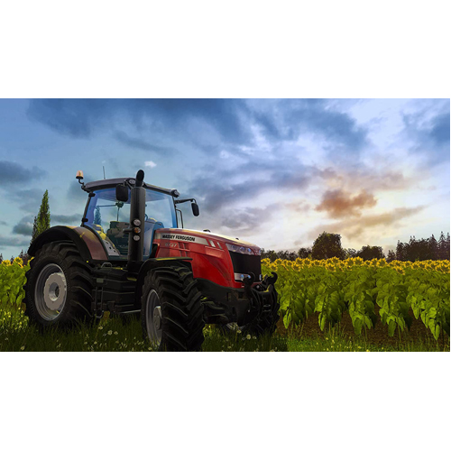 Farming Simulator 17 Platinum - PS4 - Gameplay Shot 1