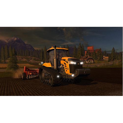 Farming Simulator 17 Platinum - PS4 - Gameplay Shot 2