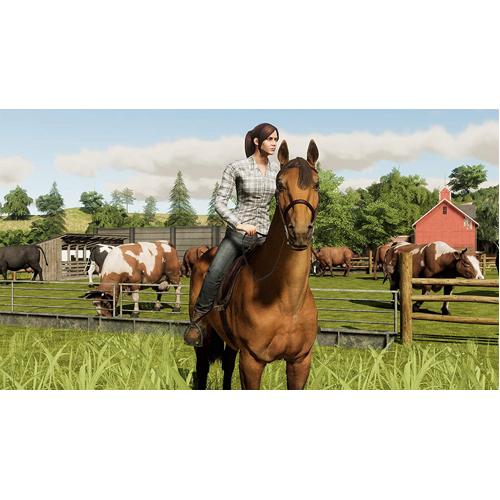 Farming Simulator 19 - PS4 - Gameplay Shot 2