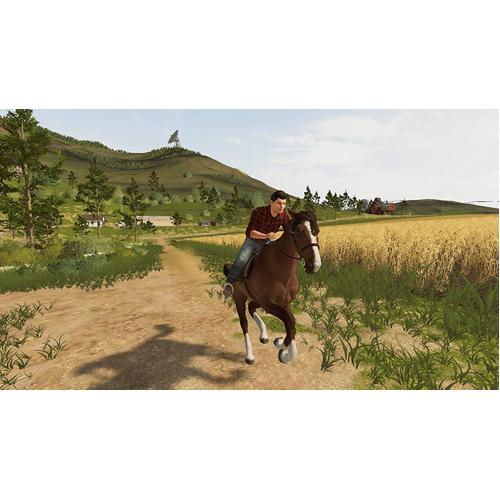 Farming Simulator 20 - Nintendo Switch - Gameplay Shot 1