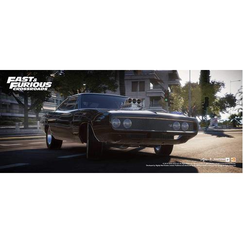 Fast & Furious: Crossroads - PS4 - Gameplay Shot 1