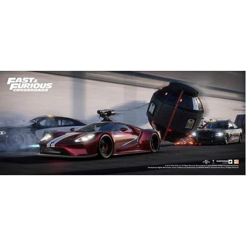 Fast & Furious: Crossroads - PS4 - Gameplay Shot 2