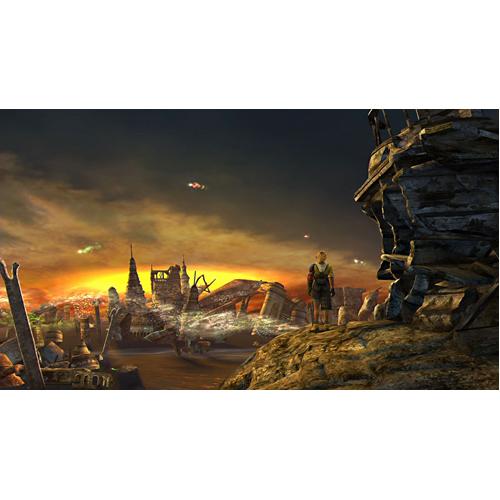 Final Fantasy X-X2 HD Remaster - Nintendo Switch - Gameplay Shot 1
