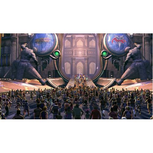 Final Fantasy X-X2 HD Remaster - Nintendo Switch - Gameplay Shot 2