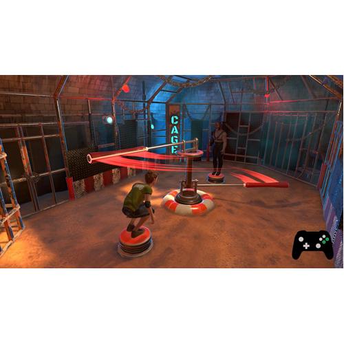 Fort Boyard - Nintendo Switch - Gameplay Shot 1