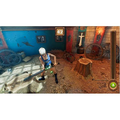 Fort Boyard - PS4 - Gameplay Shot 1